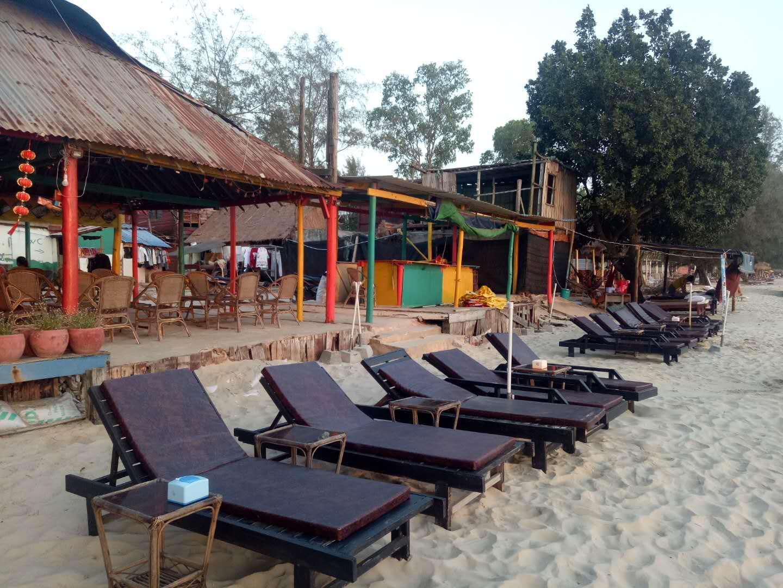 Otres Beach Youth Hotel
