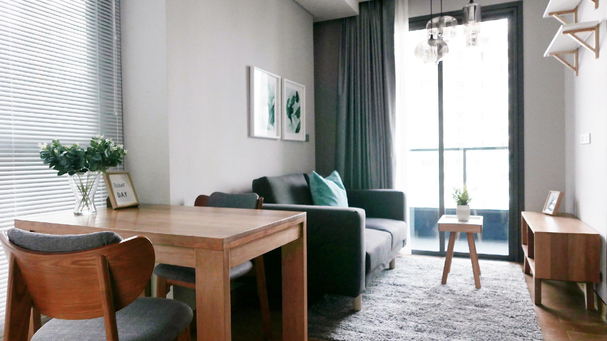 Best location with Amazing View อพาร์ตเมนต์ 1 ห้องนอน 1 ห้องน้ำส่วนตัว ขนาด 29 ตร.ม. – สุขุมวิท