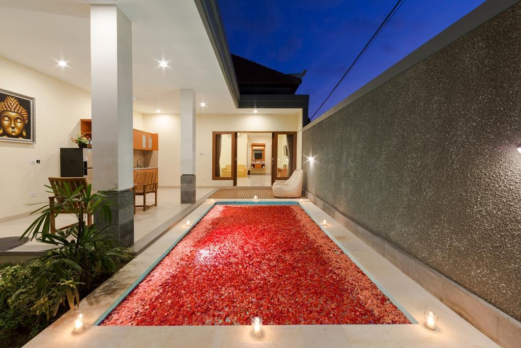 One Bedroom Deluxe Romantic Pool Villa At Paisa