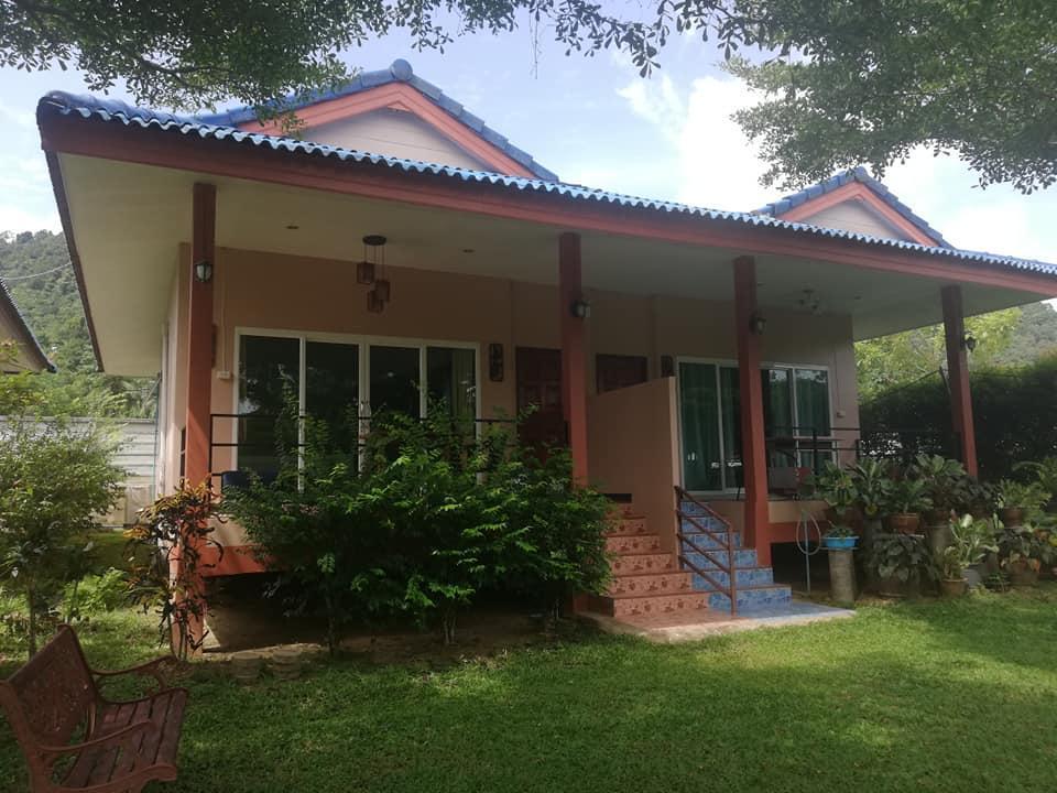 Littledragon home ( twin) บ้านเดี่ยว 1 ห้องนอน 1 ห้องน้ำส่วนตัว ขนาด 40 ตร.ม. – หาดทับแขก