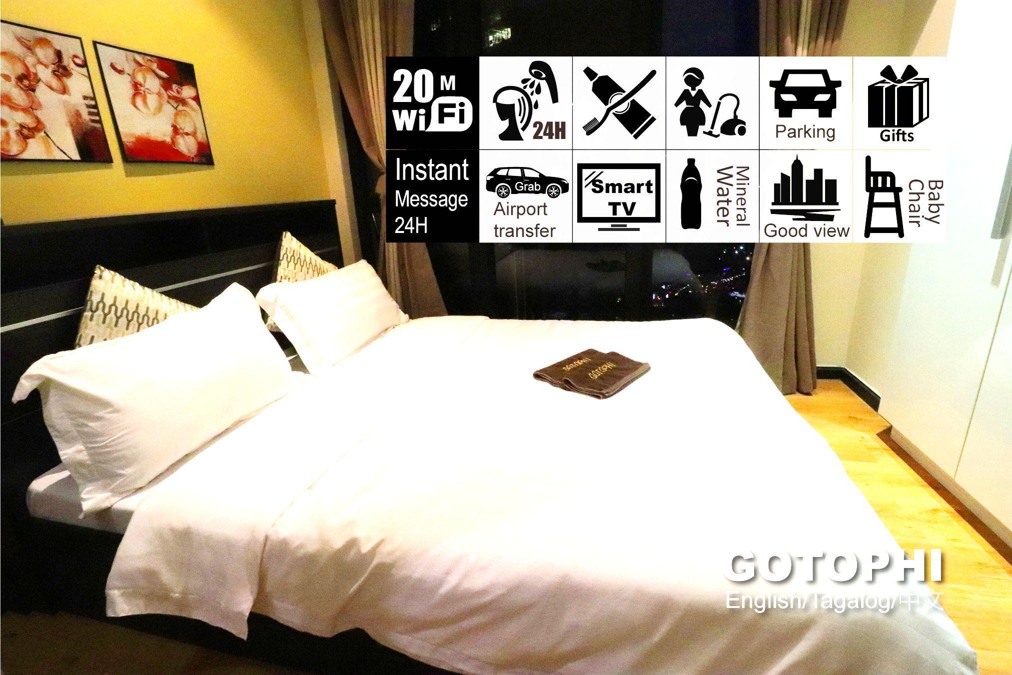 Gotophi Luxurious Hotel Knightsbridge Makati 4709