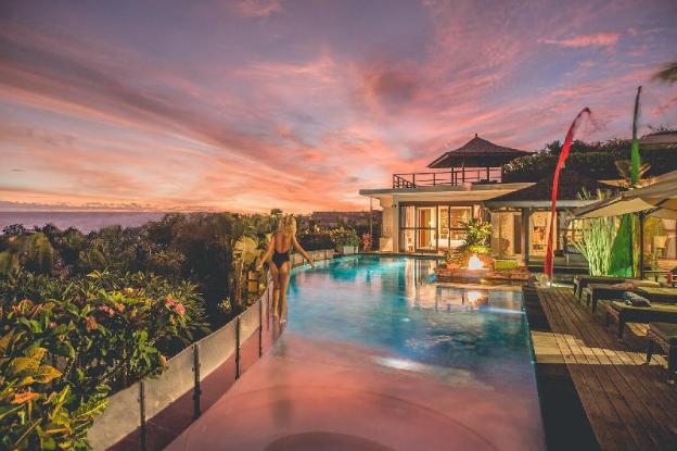 Villas Luxury Uluwatu Ocean Pool Villa w/ Butler