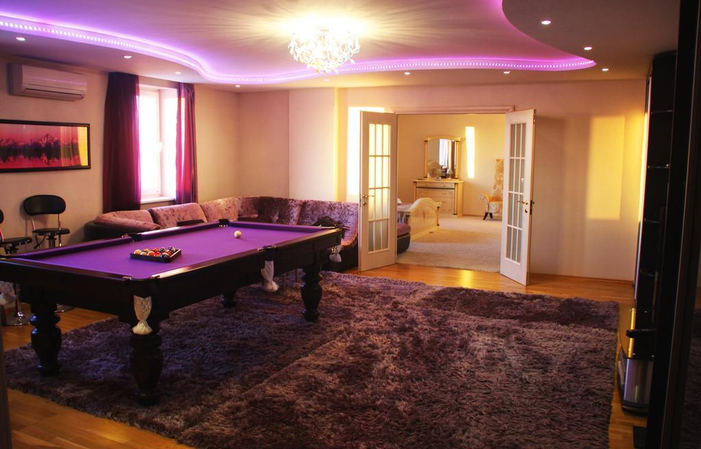 Two Floors VIP Apartment With A Pool And A Jacuzzi