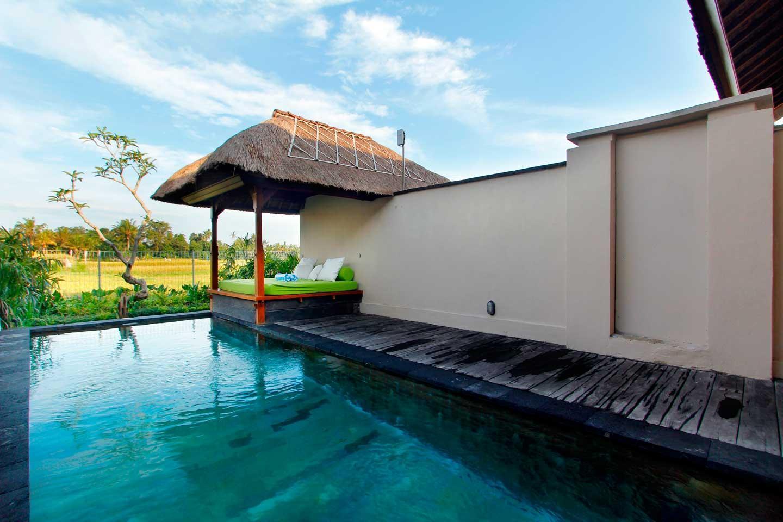 Amazing Atmosphere 1BR Private Pool Villa In Ubud