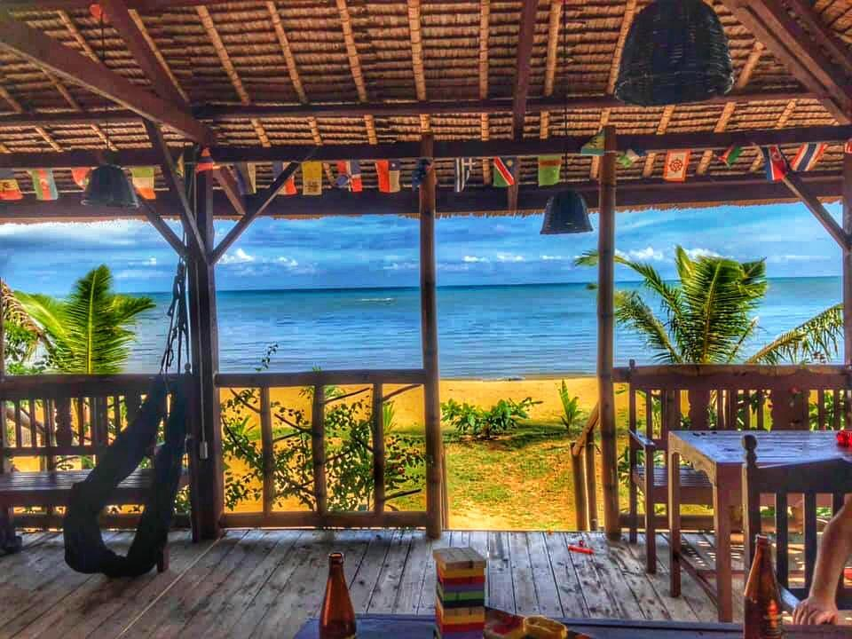 Single Bungalow With Beach Front