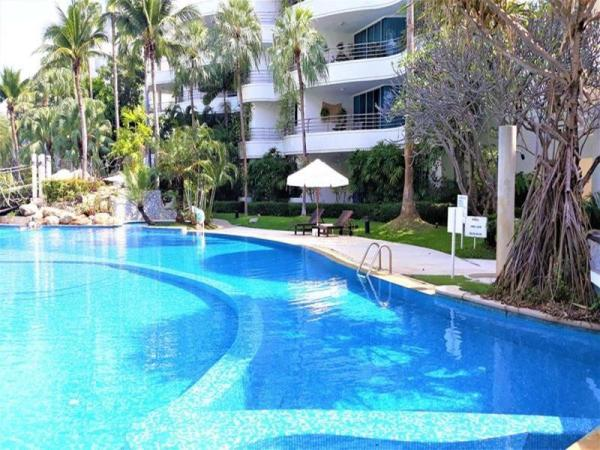 BCT-Unique condominium with pool view Hua Hin
