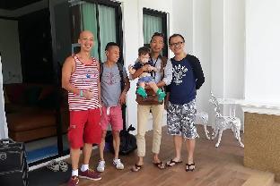 [アオナン]ヴィラ(250m2)| 3ベッドルーム/4バスルーム Baan Ari, Luxury Three-Bedroom Pool Villa