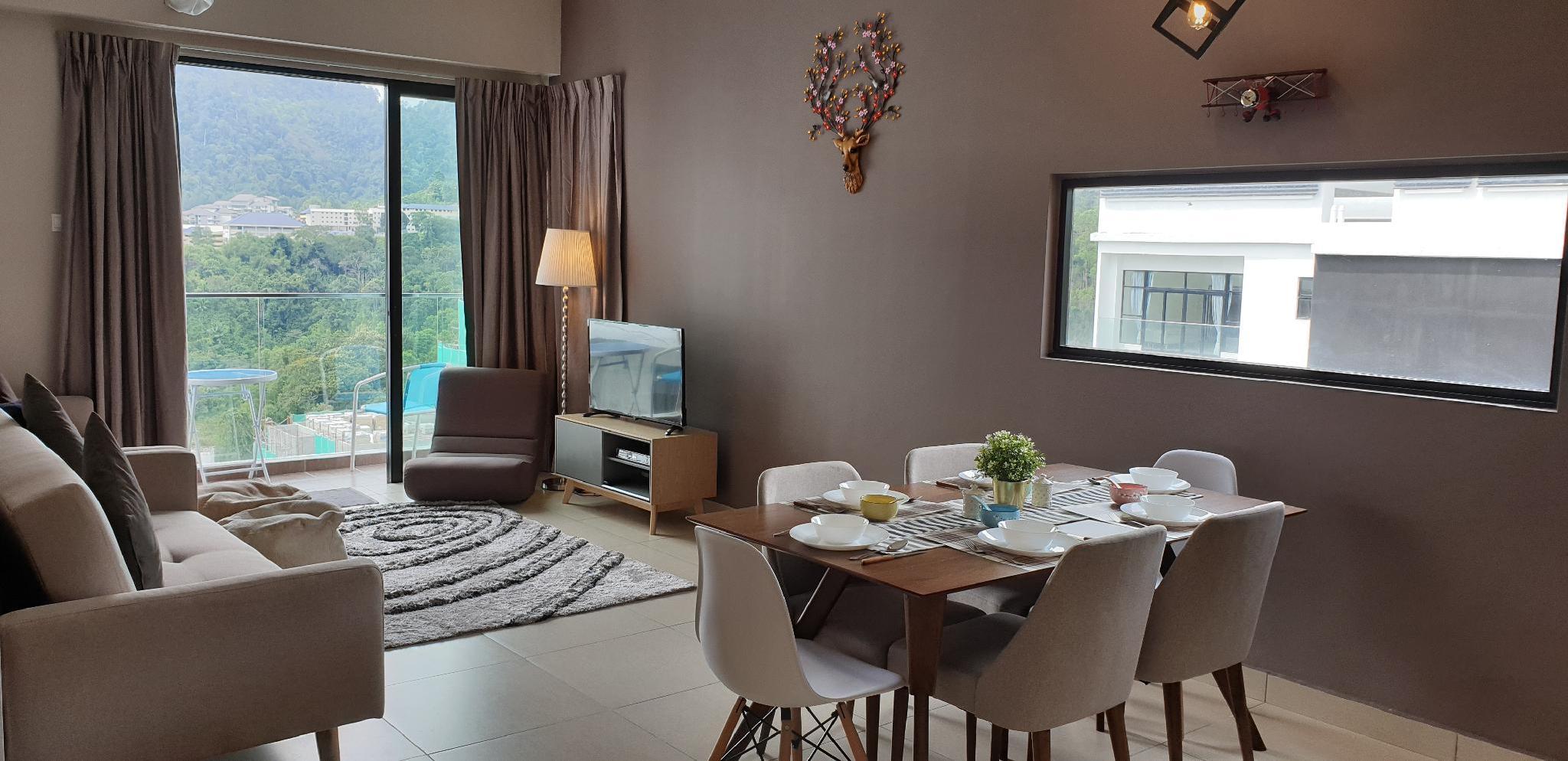 10Pax Luxury Resort Family Suite Genting Highlands