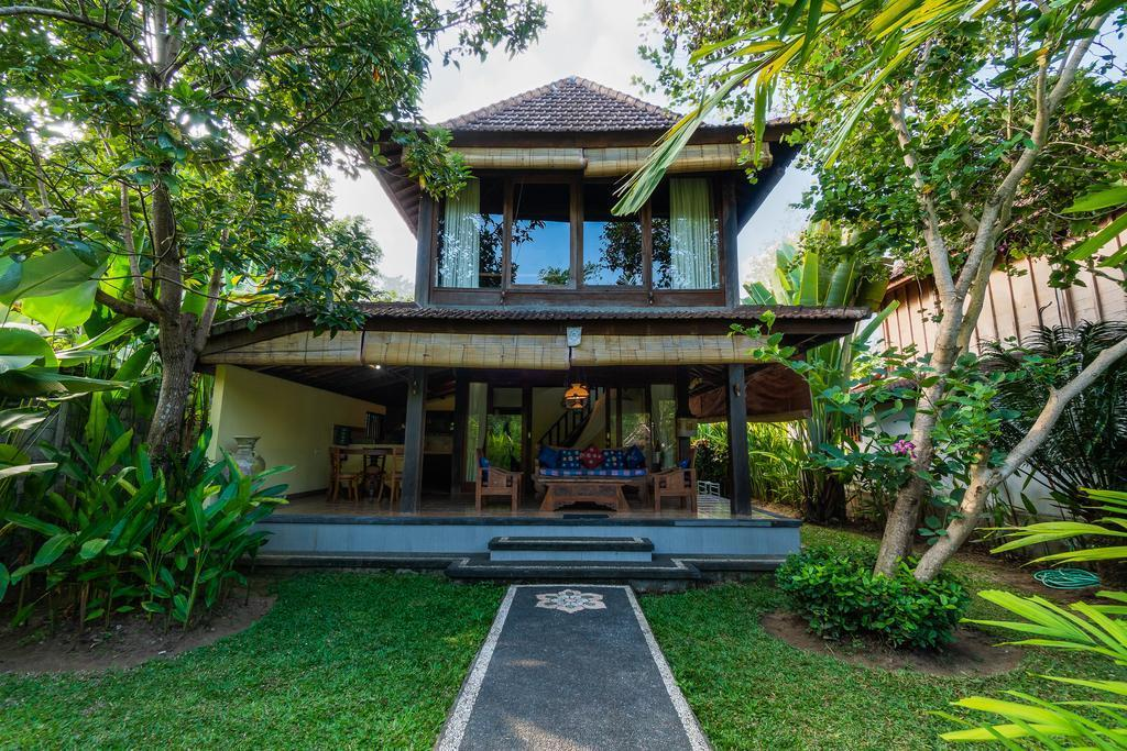 2BDR Sari Bamboo Garden View Villa Ubud