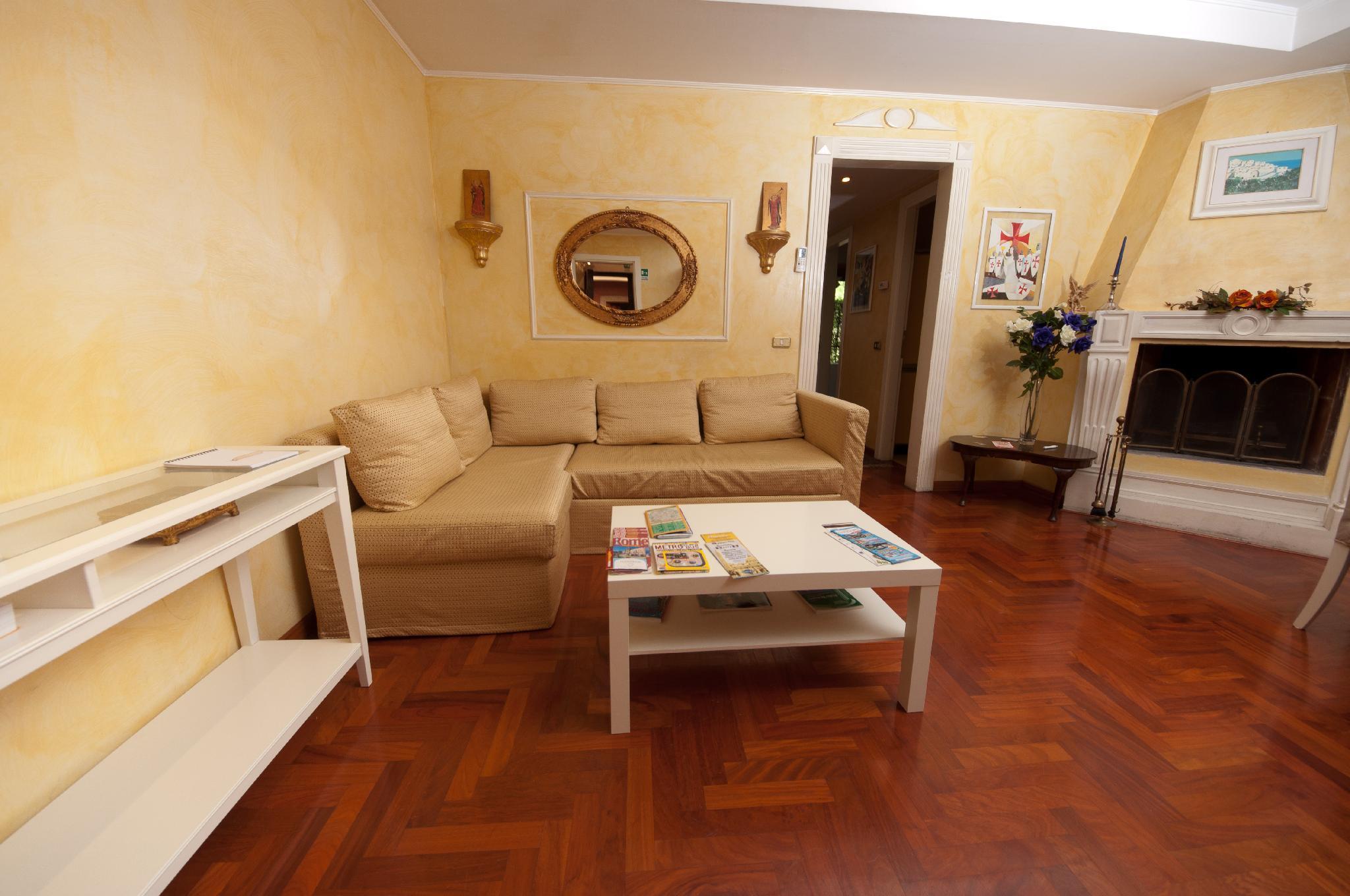 Perfect Apartment Near Appia Antica