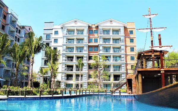1BR | Access Pool |  300m to Beach | Airport Phuket