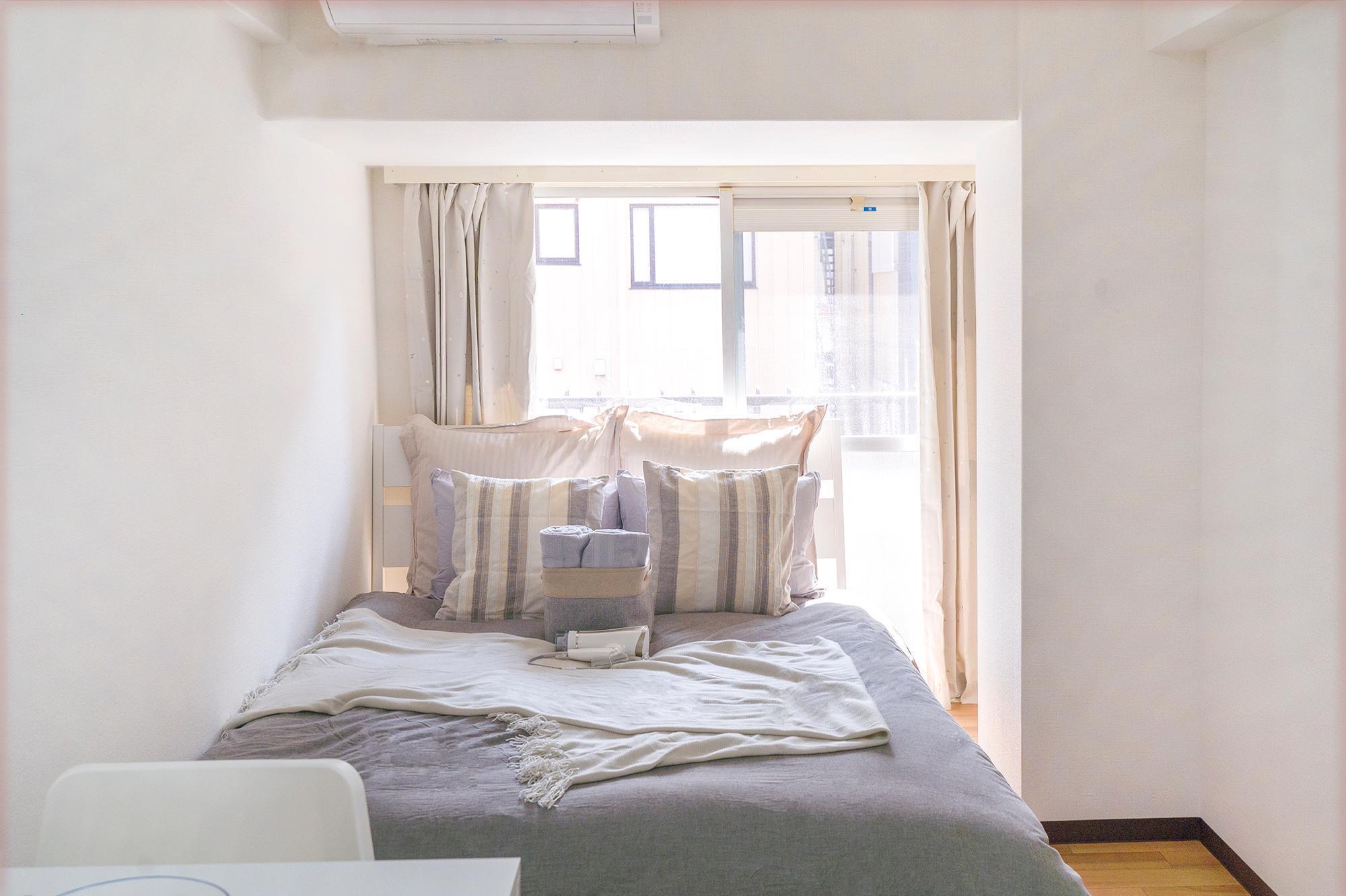 H3 M2 Adorable Apartment In Shinjuku