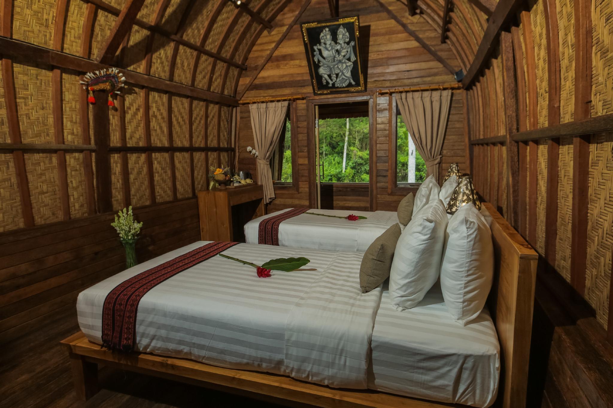 Traditional Jungle Villas Near Ubud   Blue Lotus