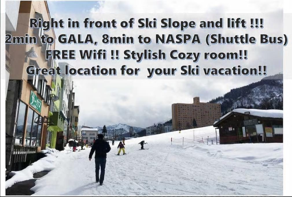 FJ05 Rm6 Right In Front Of Ski Slopenear GALA Wifi