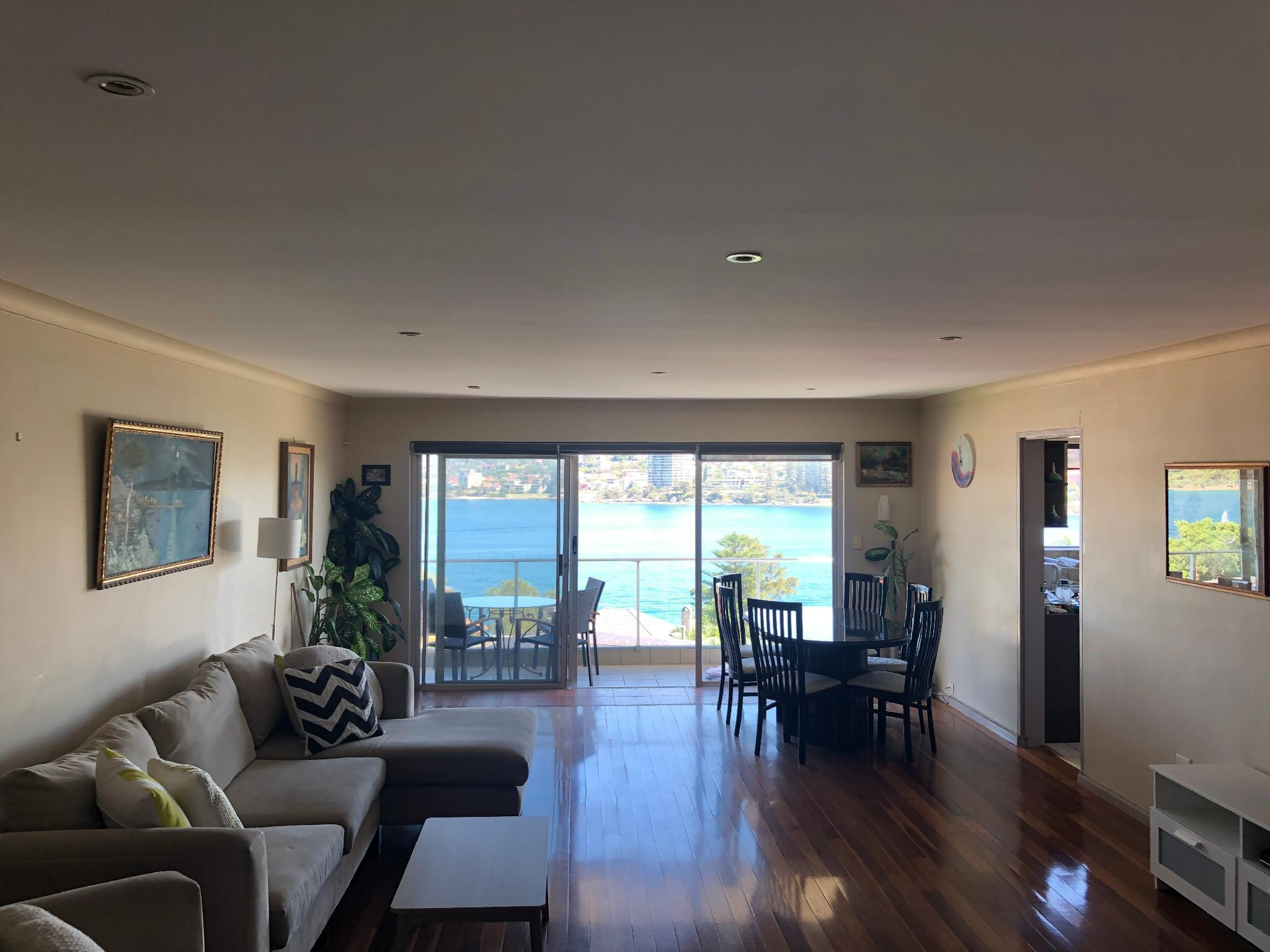 Manly Harbour View