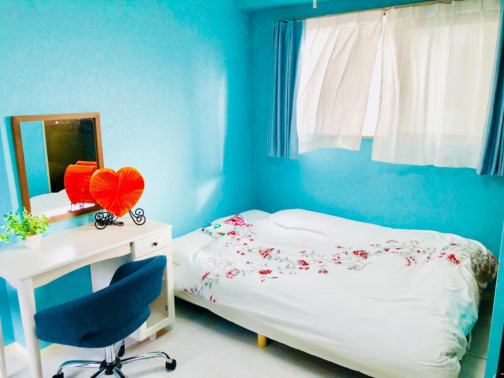 Colorful Designer Room Shinsaibashi And Horie