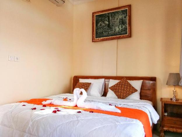 Ubud Budget hotel walking distant to monkey forest
