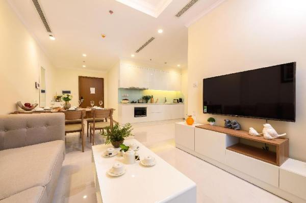 2 BR Landmark 5 in Vinhomes Central Park  Ho Chi Minh City