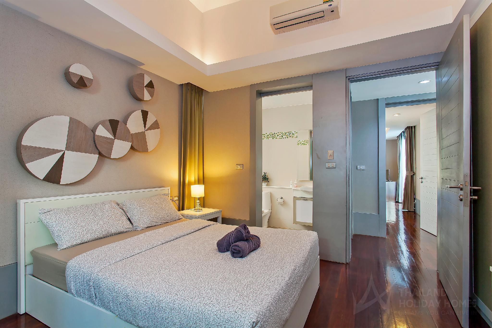 Villa Mentha | Chic 2 Bed Pool Home in Jomtien วิลลา 2 ห้องนอน 2 ห้องน้ำส่วนตัว ขนาด 130 ตร.ม. – นาจอมเทียน