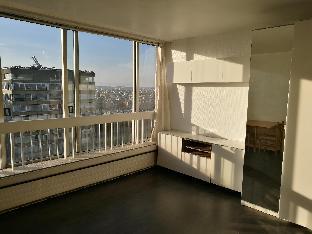 appartement avec vue sur seine et tour eiffel