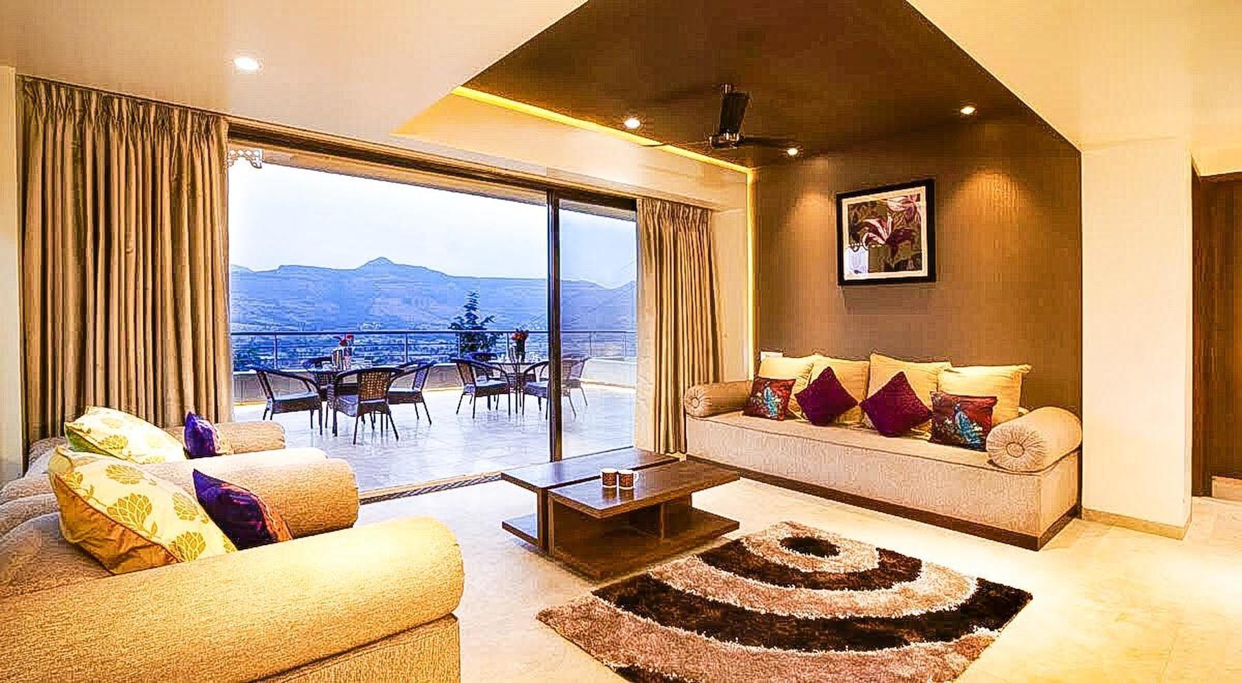 Mrudugandh Villa With Mountain Views