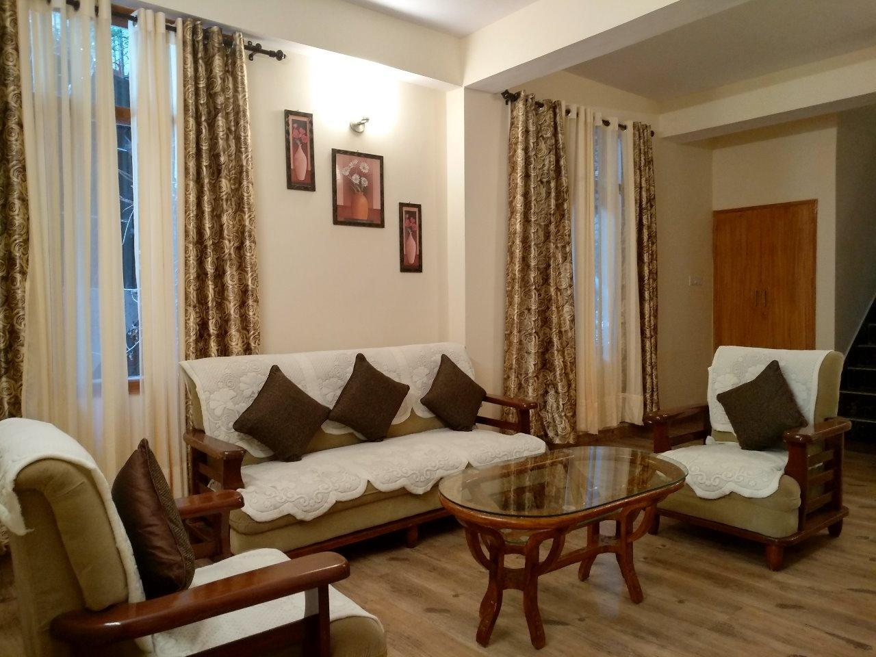 2BHK Apartment Near Mall Road 1st Floor Natureview