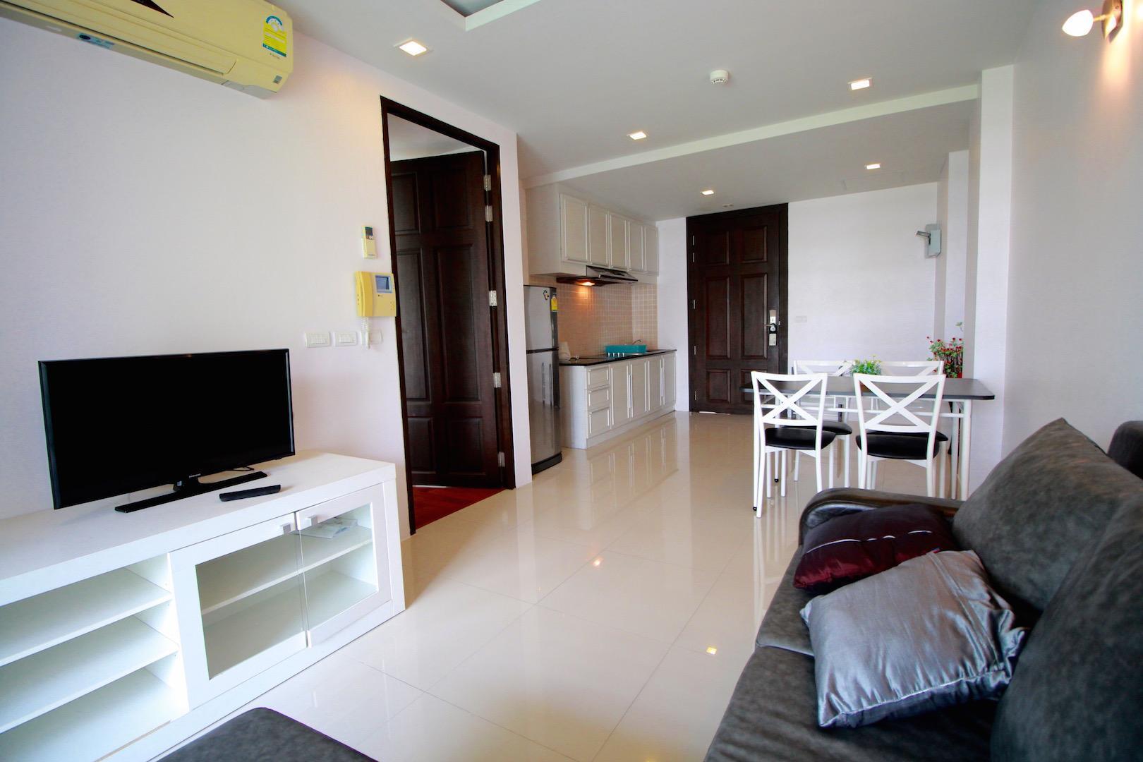 1 Bedroom Condominium In Patong 54Sqm   B304