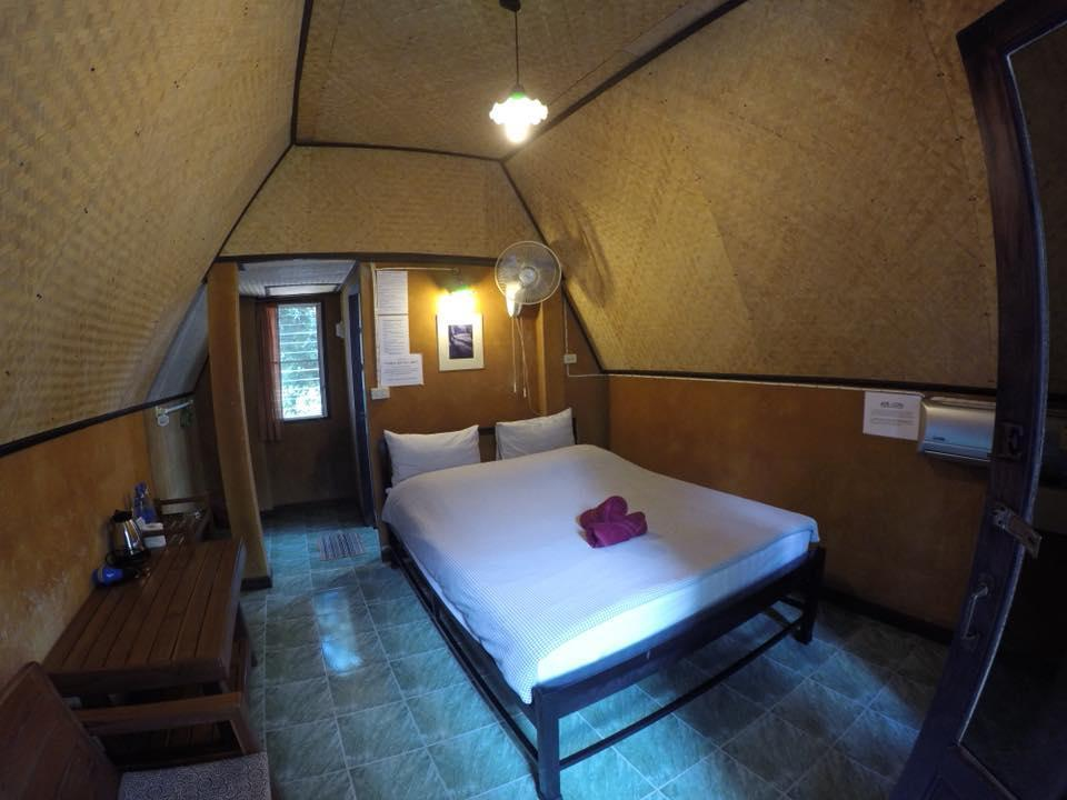 Bungalow With Aircon In Pai Walking St.