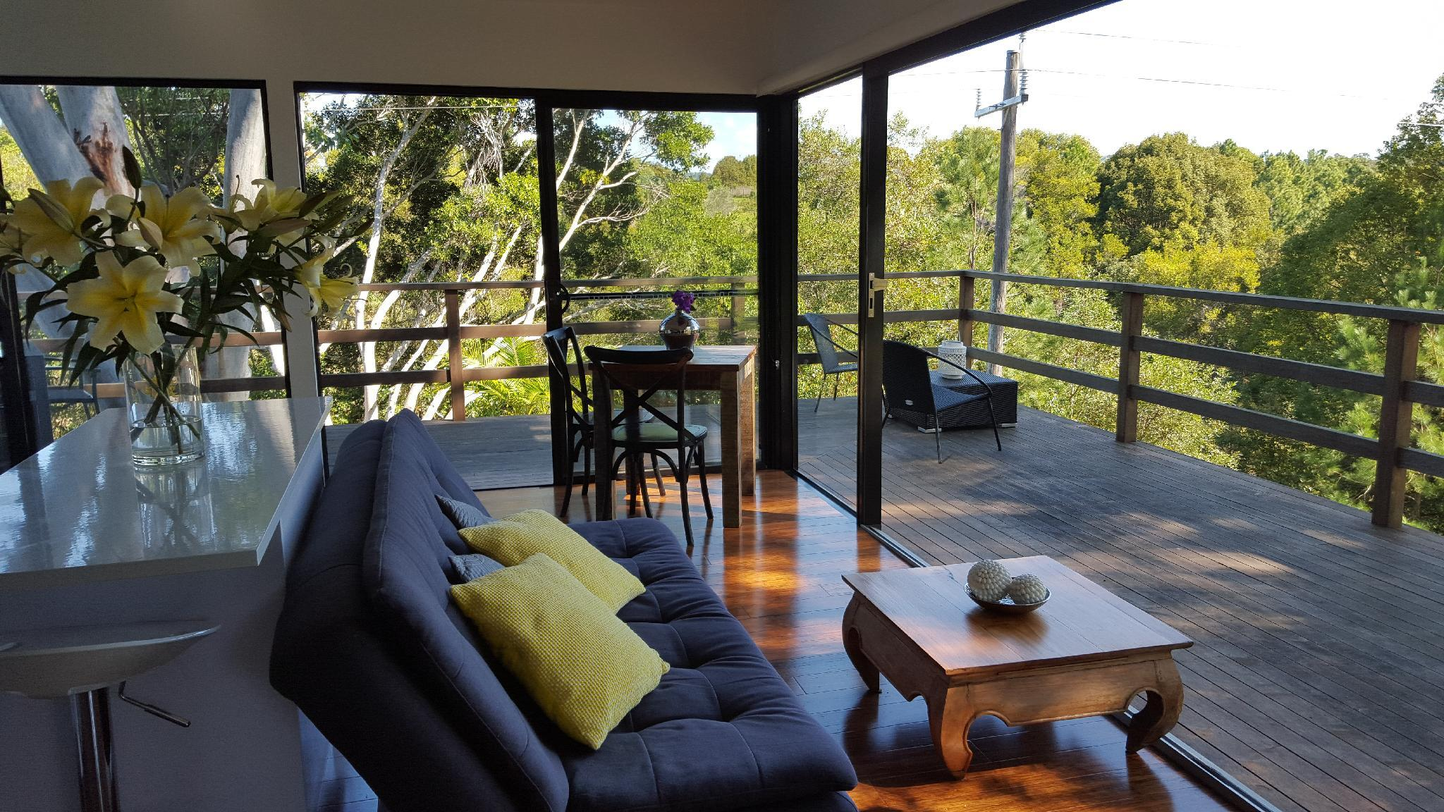 Relaxing Cottage In Byron Bay's Hinterland