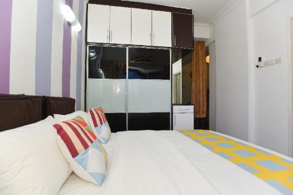 OYO Home 644 Lavish 1BR Casa Mutiara Kuala Lumpur