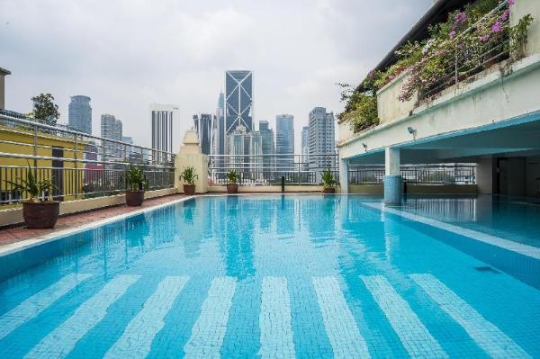 OYO Home 674 Elite Studio Megan Ambassy Kuala Lumpur