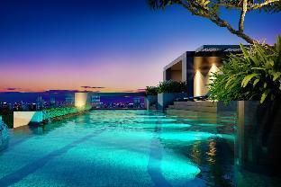 Nice & Ozone Skypool-1Br.@Bts Erawan(Free pick up) อพาร์ตเมนต์ 1 ห้องนอน 1 ห้องน้ำส่วนตัว ขนาด 28 ตร.ม. – บางปู
