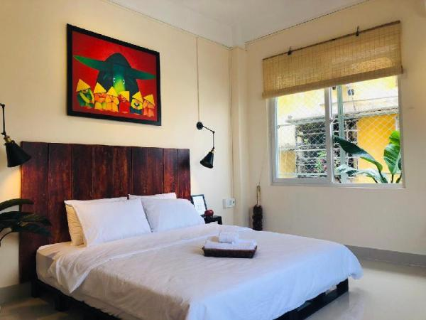 HOM - Saigon boutique stay with spectacular view Ho Chi Minh City