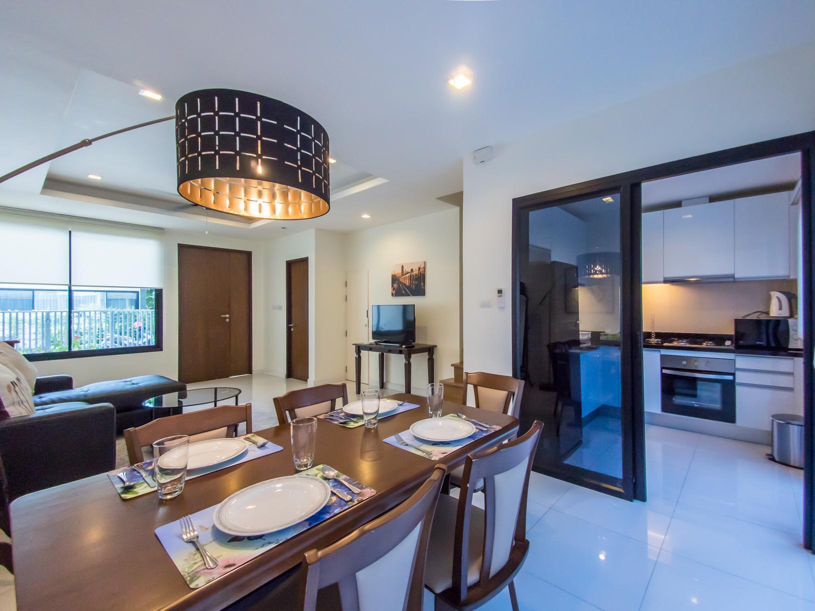 3 BDR Laguna Park Phuket Holiday Home, Nr. 20 บ้านเดี่ยว 3 ห้องนอน 4 ห้องน้ำส่วนตัว ขนาด 175 ตร.ม. – บางเทา