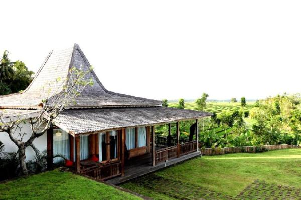 2BR-LUXURY SERENITY PRIVATE VILLA PANORAMIC VIEWS Bali