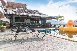 Sea view 6 bedroom private pool villa Patong Beach วิลลา 6 ห้องนอน 8 ห้องน้ำส่วนตัว ขนาด 500 ตร.ม. – ป่าตอง