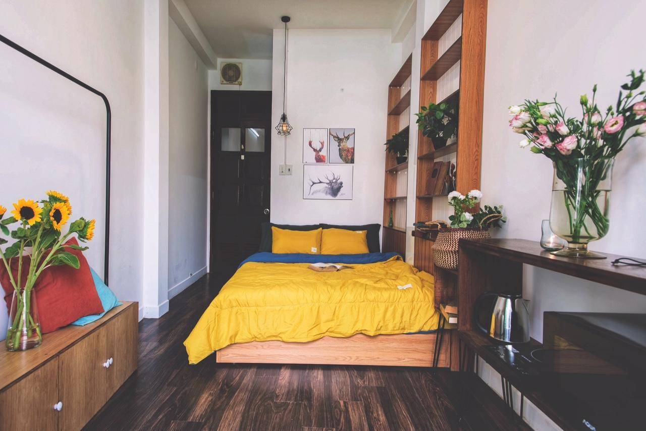 Piglet Homestay No.4   Double Room