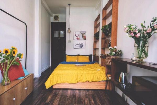 Piglet homestay No.4 - Double room Ho Chi Minh City