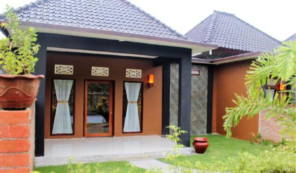 Deluxe room with privacy and big backyards Lombok