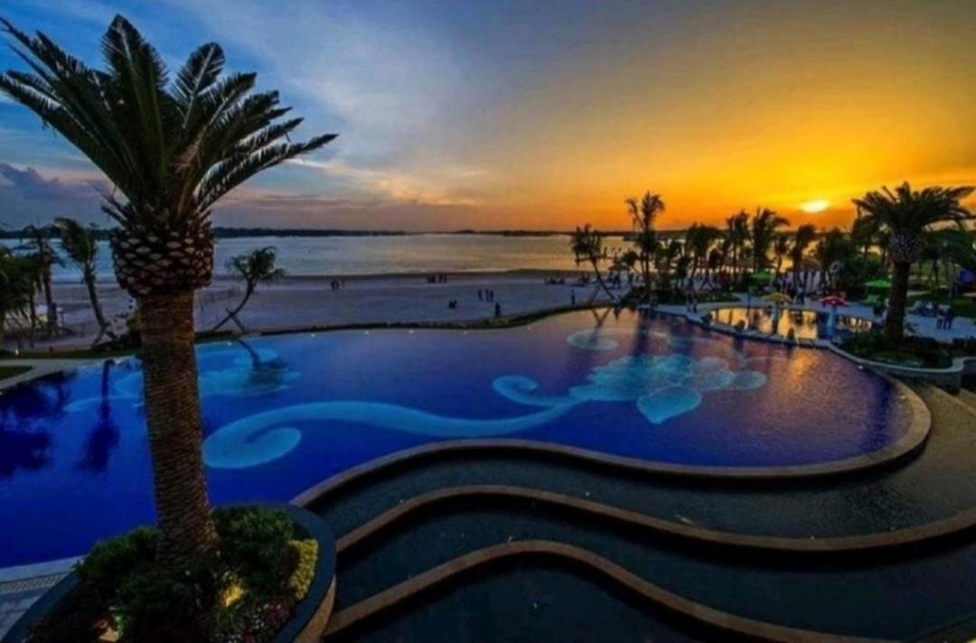 Johor Bahru Cozy Family 3bedroom Seaview Home