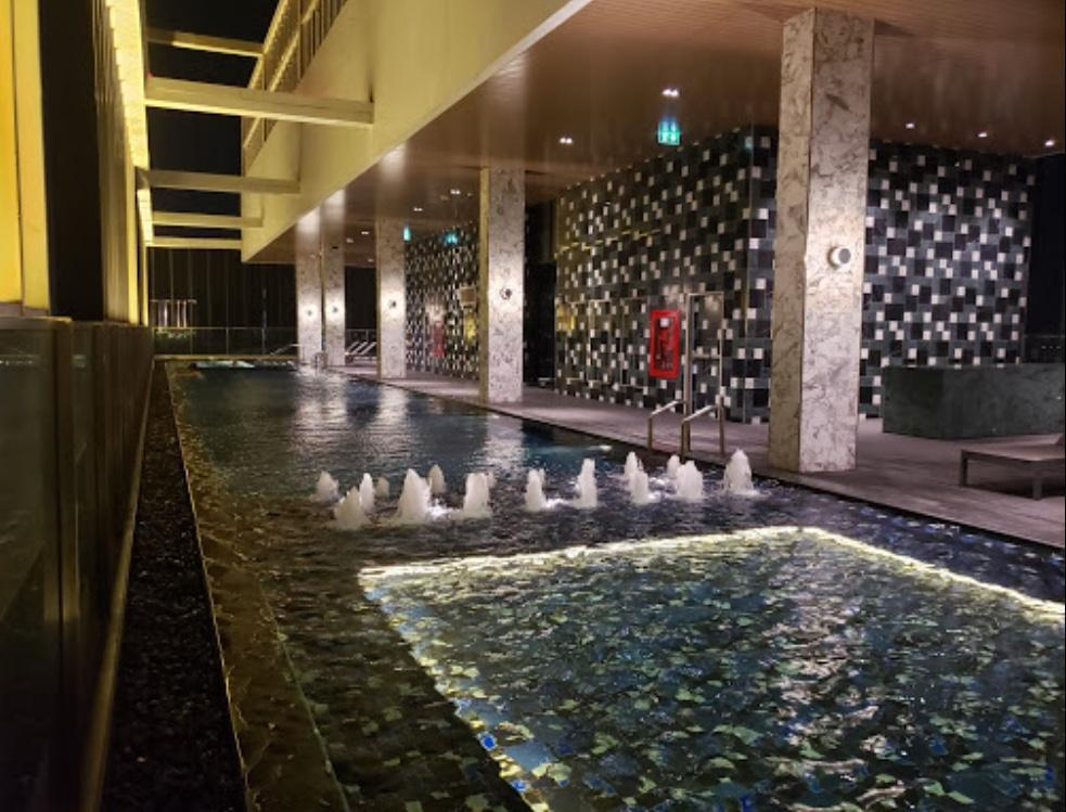 Modern Luxury place , BTS PhromPhong Sukhumvit อพาร์ตเมนต์ 1 ห้องนอน 1 ห้องน้ำส่วนตัว ขนาด 29 ตร.ม. – สุขุมวิท