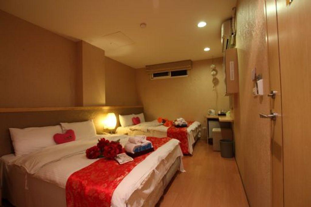6 People Tanxiang Hotel Sun Moon Lake