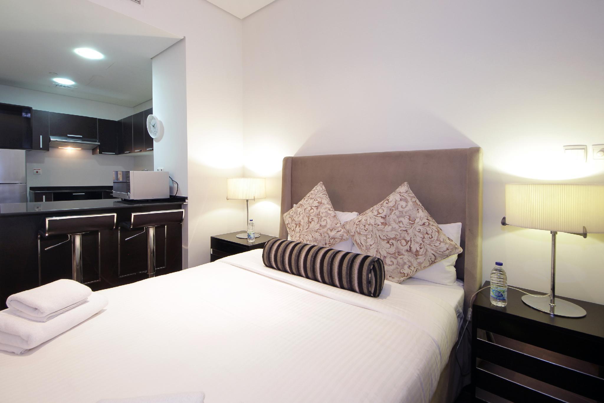 Luxury Studio Apartment Dubai Sports City