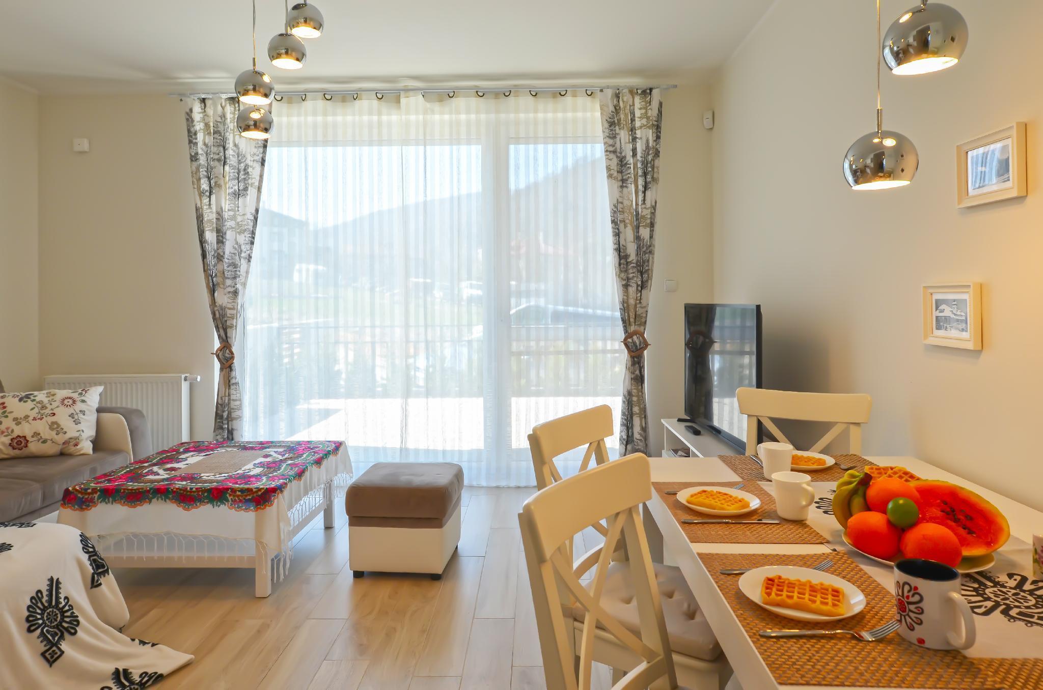 Apartament Parzenica Sun&Sport