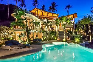 Luxury Villa 4 Bedroom w Gorgeous Seaview and Pool บ้านเดี่ยว 4 ห้องนอน 6 ห้องน้ำส่วนตัว ขนาด 400 ตร.ม. – หาดบ่อผุด