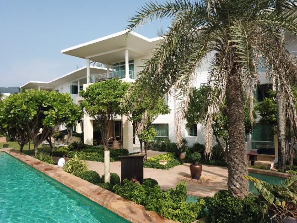 Karon Sea View Beach Apartment Phuket
