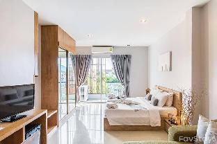 A Pretty Modern Lemon Suite สตูดิโอ อพาร์ตเมนต์ 1 ห้องน้ำส่วนตัว ขนาด 34 ตร.ม. – ฉลอง