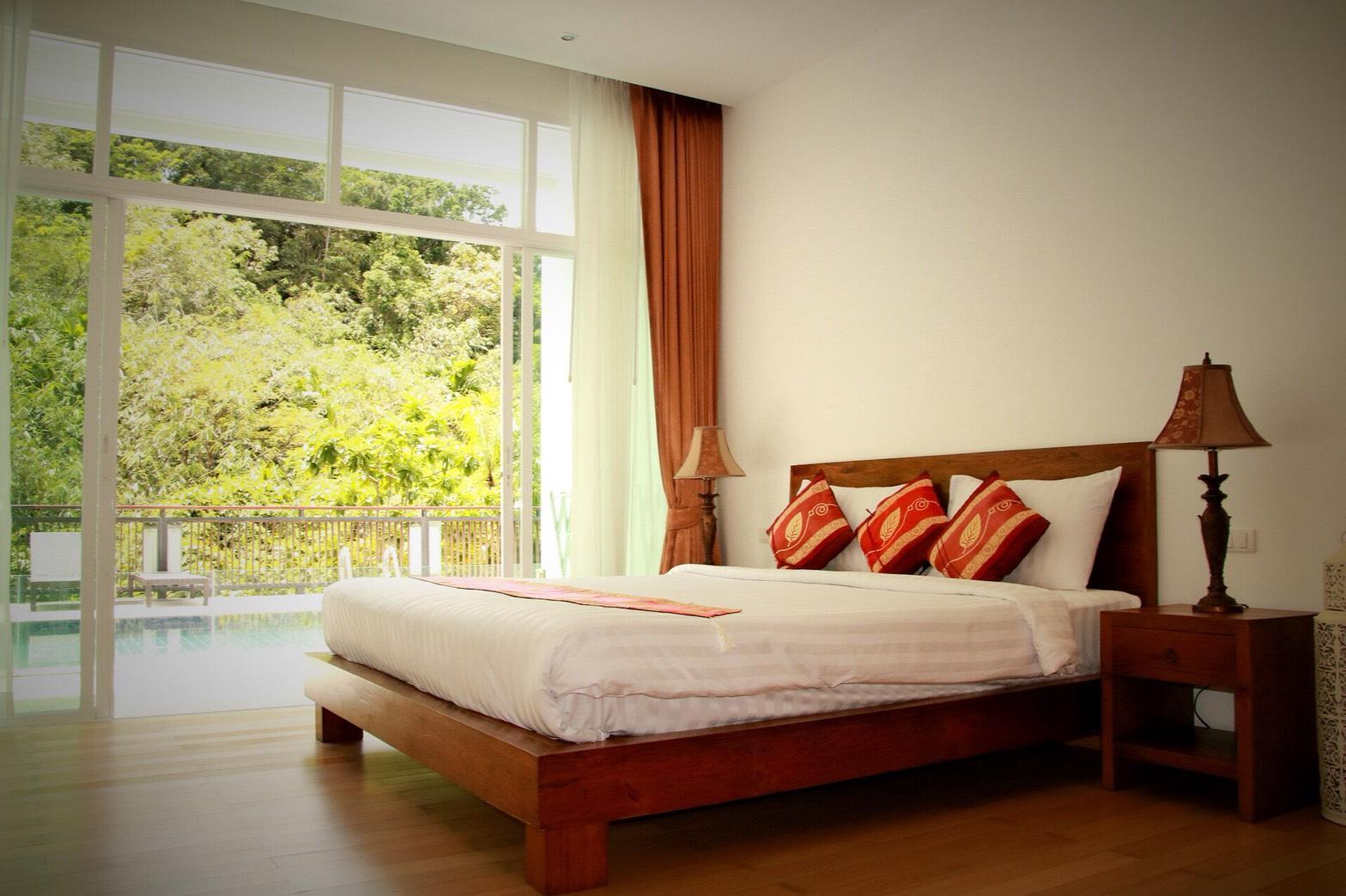 One Bedrooms Suite C1-19 อพาร์ตเมนต์ 1 ห้องนอน 1 ห้องน้ำส่วนตัว ขนาด 71 ตร.ม. – กมลา