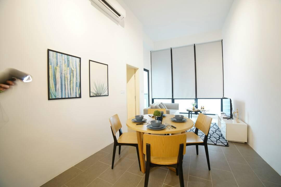 KL Luxury Loft Suites  Link To LRT2  AL27