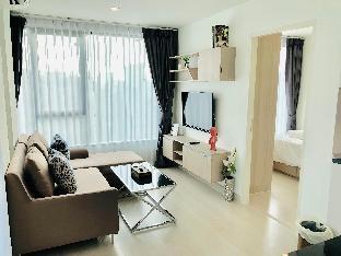 [スクンビット]アパートメント(46m2)| 2ベッドルーム/1バスルーム 58 On Nut BTS 2bdr best for family